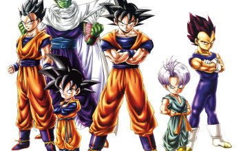 Anime - Dragon Ball Wallpapers and Backgrounds ID : 474445