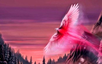 Fantasy - Phoenix Wallpapers and Backgrounds ID : 474499