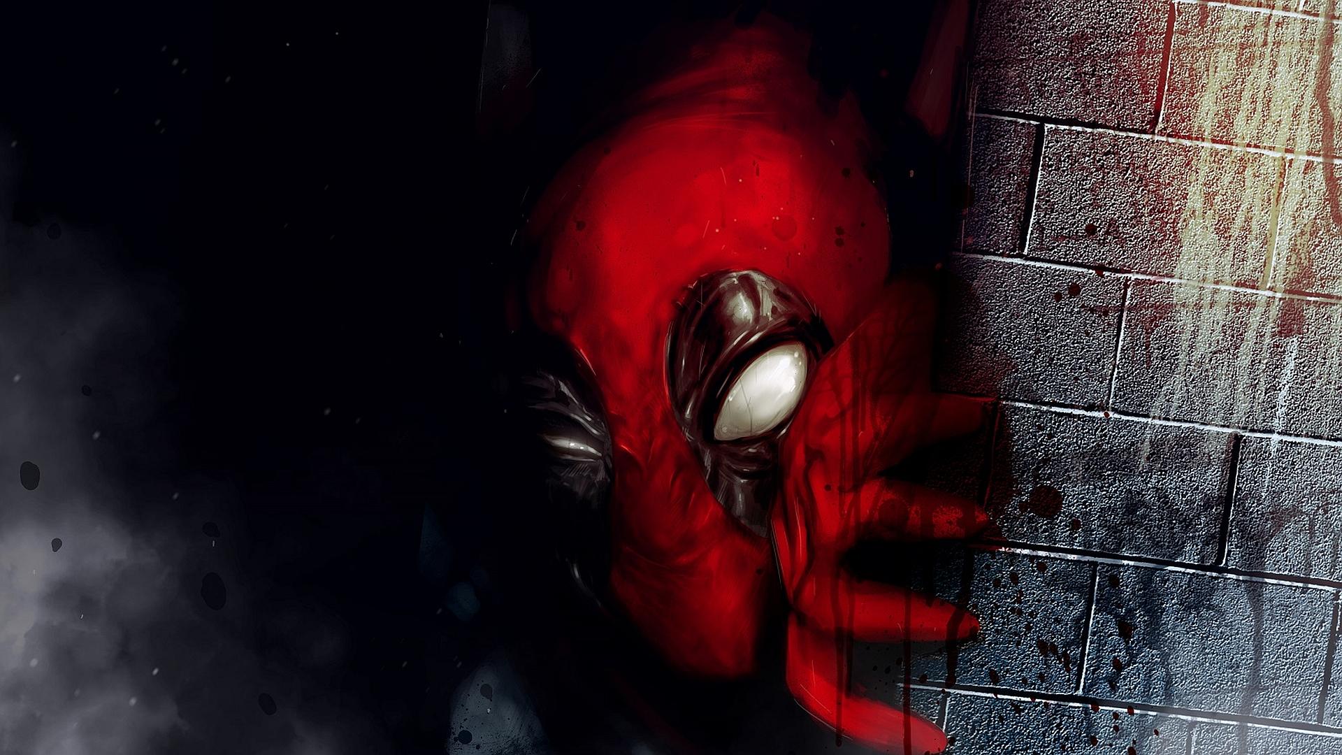 Deadpool full hd wallpaper and background image for Deviantart wallpaper