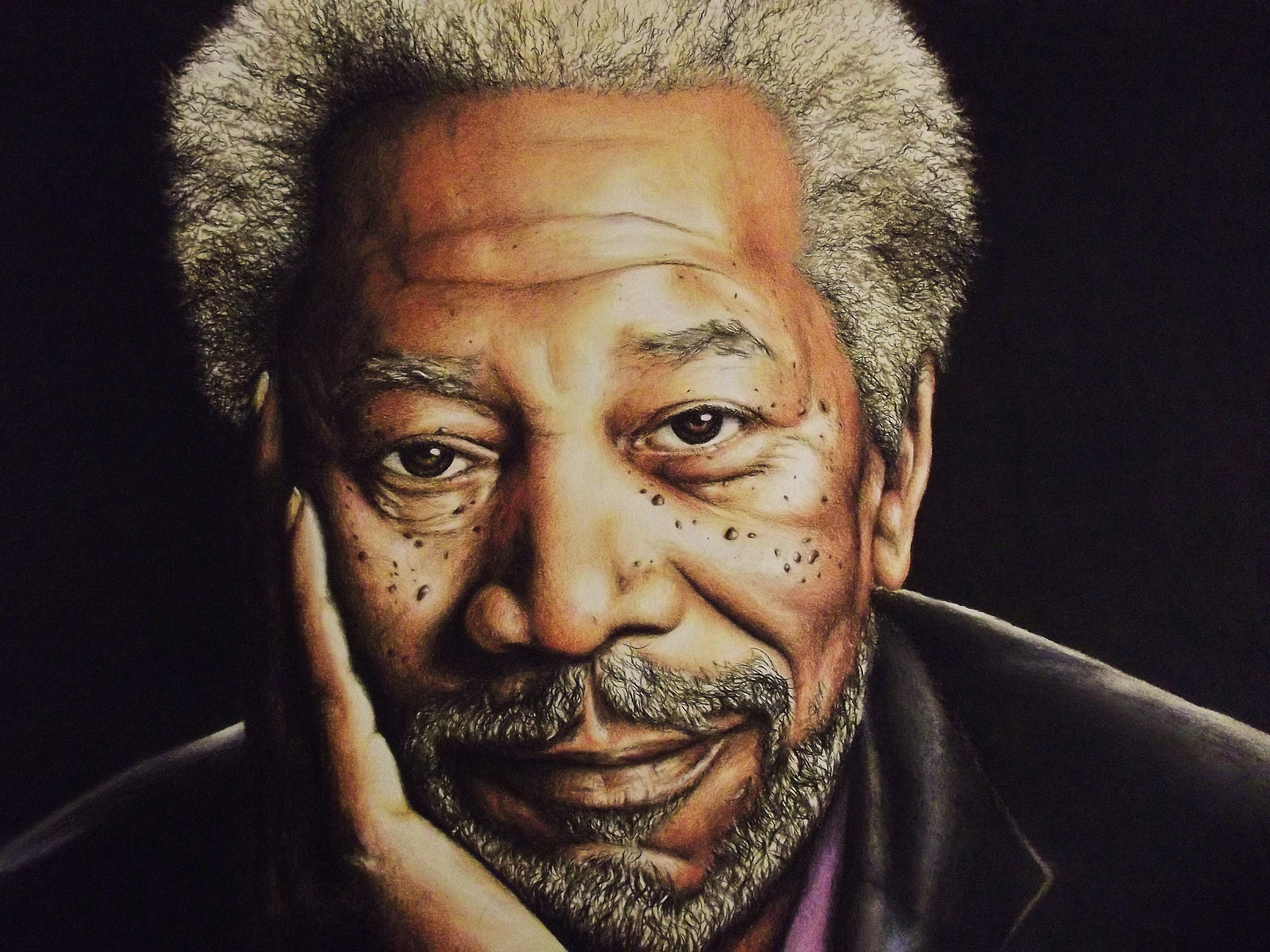 63 Morgan Freeman HD Wallpapers | Backgrounds - Wallpaper Abyss