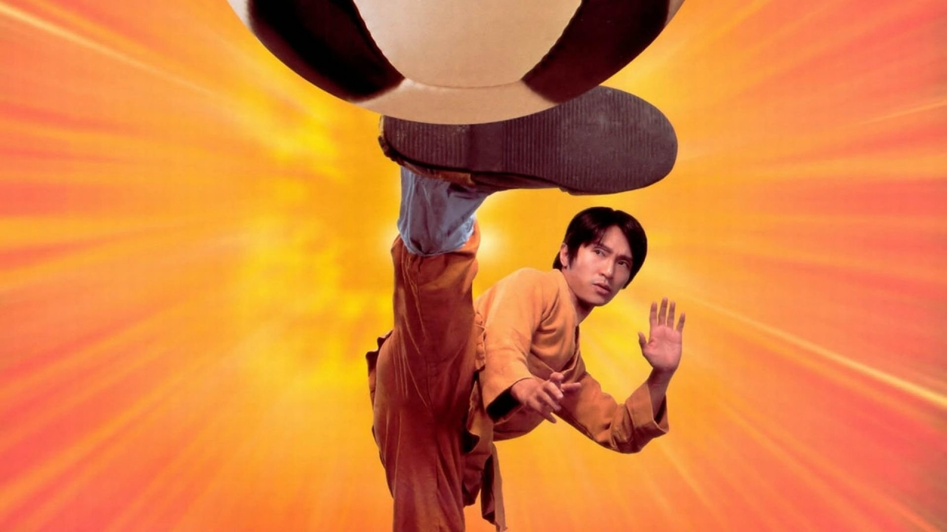 Shaolin soccer wallpaper