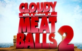 29 Cloudy With A Chance Of Meatballs 2 HD Wallpapers