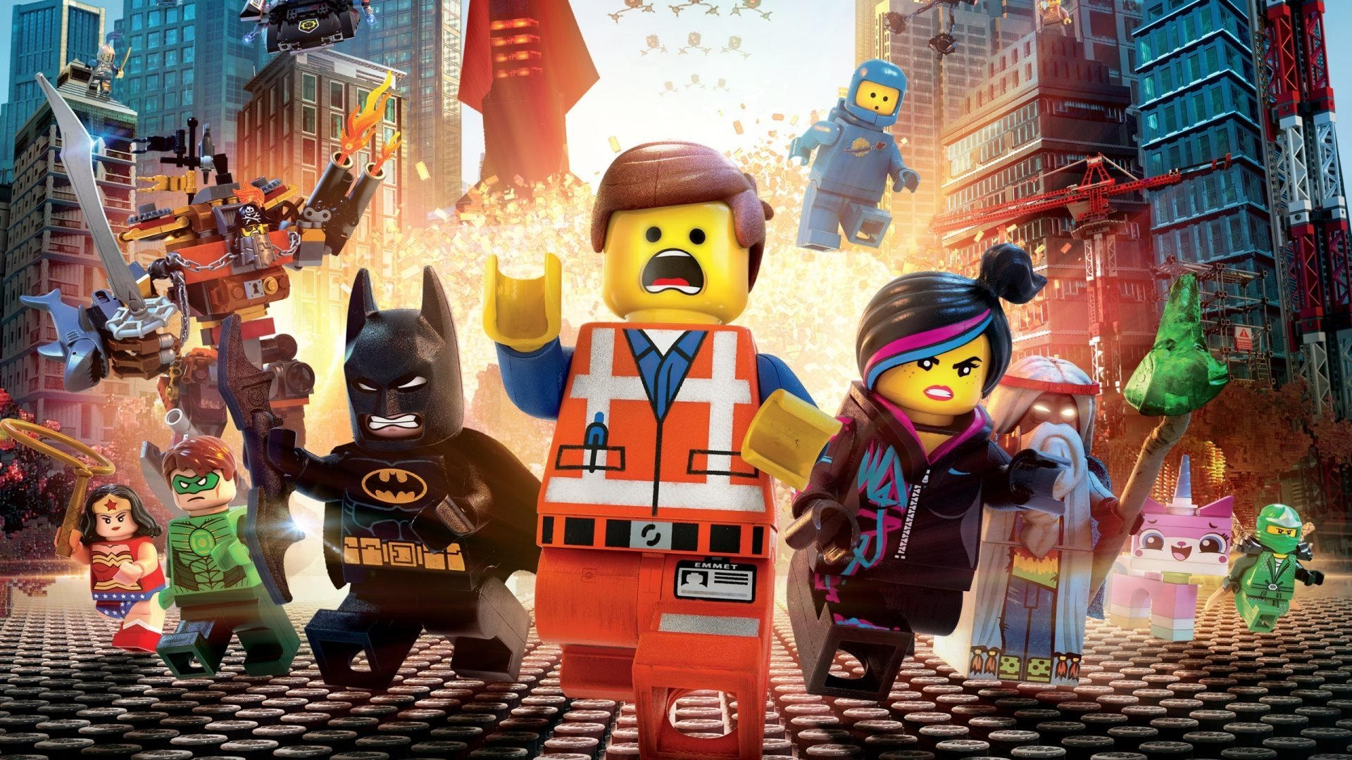 115 The Lego Movie Hd Wallpapers Background Images Wallpaper Abyss