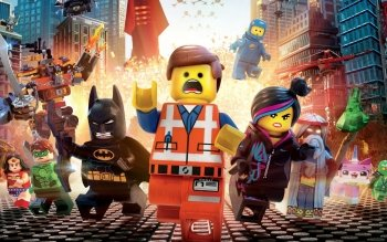 Movie - The Lego Movie Wallpapers and Backgrounds ID : 476260