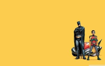 Comics - Batman & Robin Wallpapers and Backgrounds ID : 476516