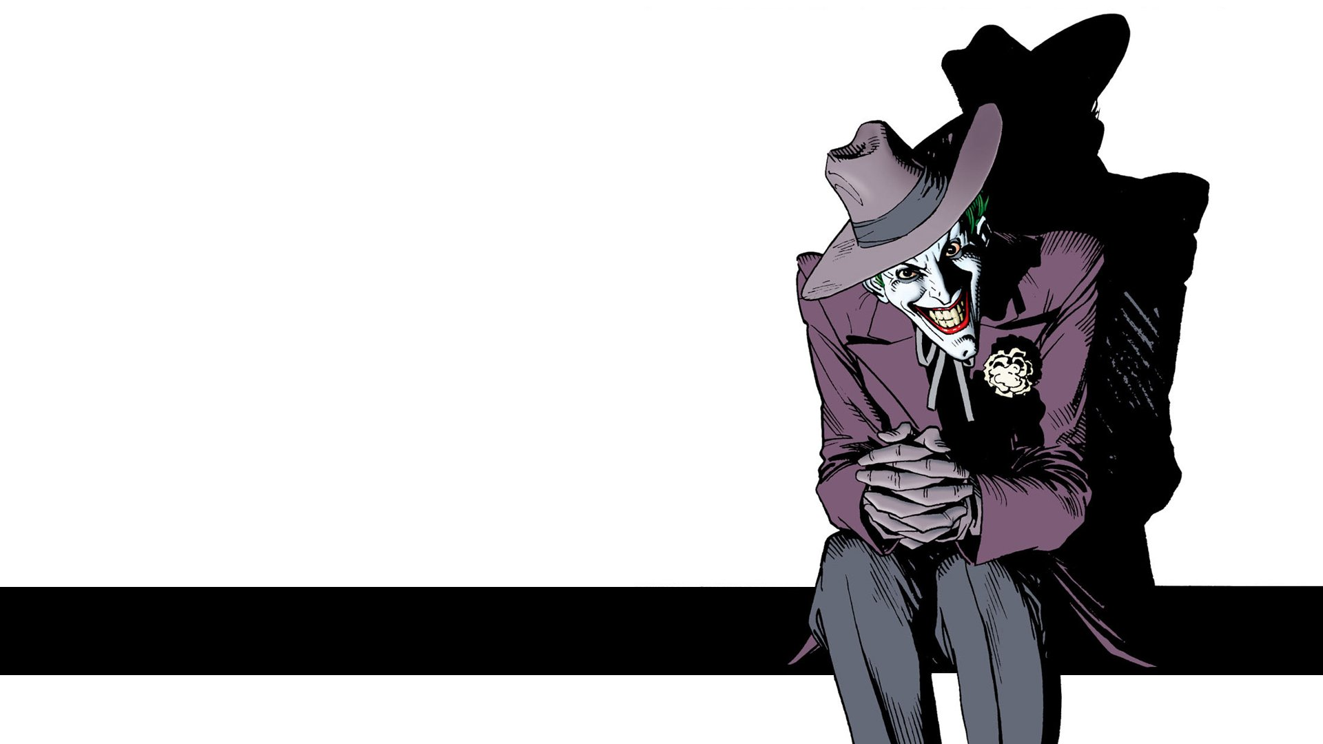 Comics - Batman: The Killing Joke  Joker Wallpaper
