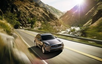 Vehicles - Infiniti Qx70 Wallpapers and Backgrounds ID : 477301