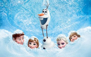 Films - Frozen Wallpapers and Backgrounds ID : 477504