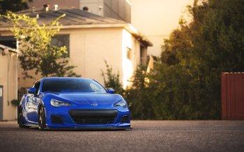 19 Subaru BRZ HD Wallpapers