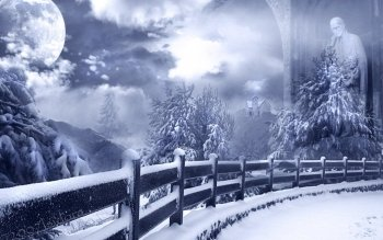 Artistic - Winter Wallpapers and Backgrounds ID : 478695