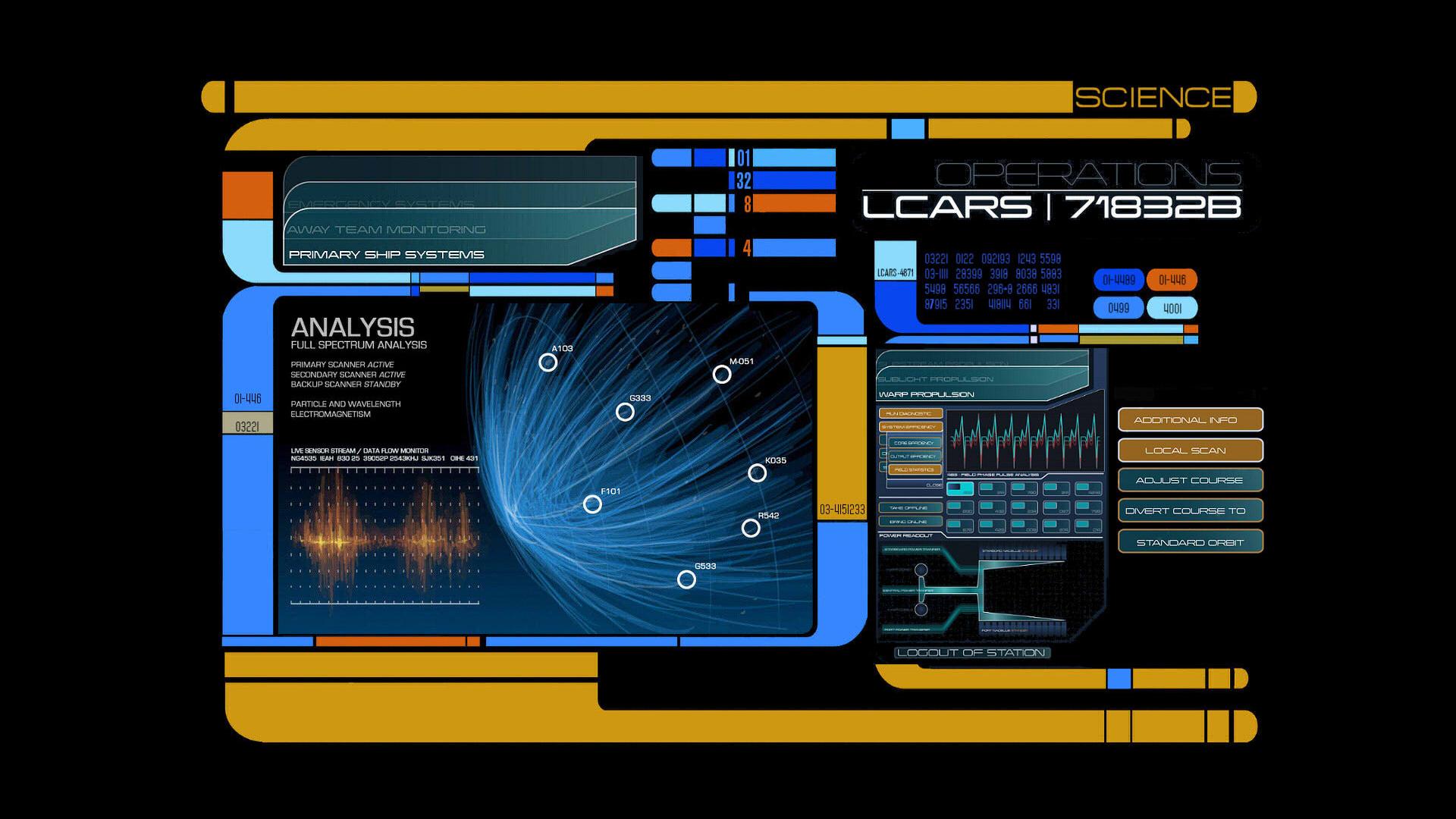 Star Trek HD Wallpaper | Background Image | 1920x1080 | ID:479199