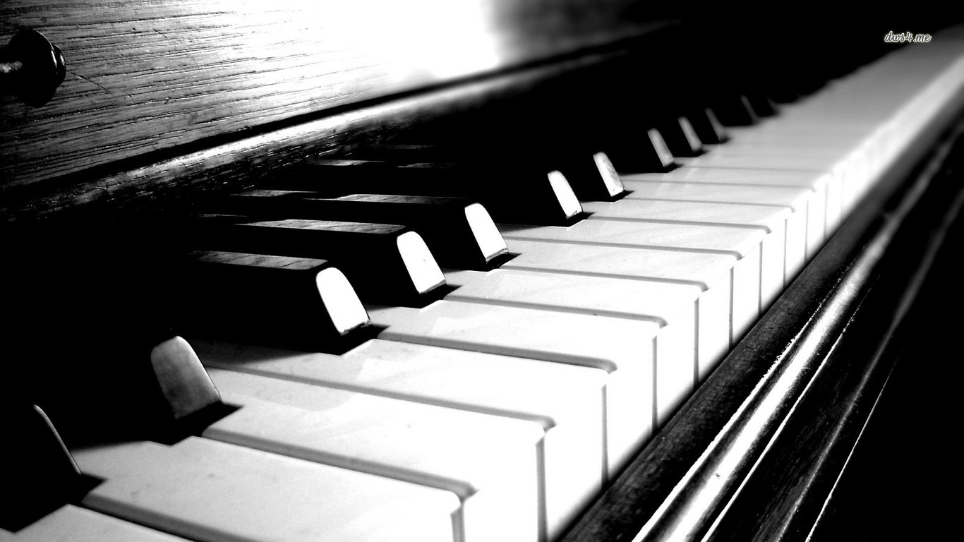 Piano Wallpaper and Background Image | 1366x768 | ID ...