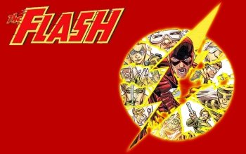 Comics - Flash Wallpapers and Backgrounds ID : 479271
