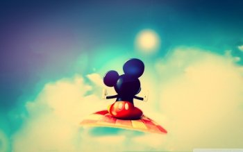 Cartoon - Mickey Mouse Wallpapers and Backgrounds ID : 479438
