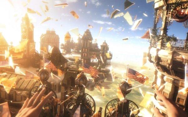 Video Game Bioshock Infinite Bioshock HD Wallpaper | Background Image