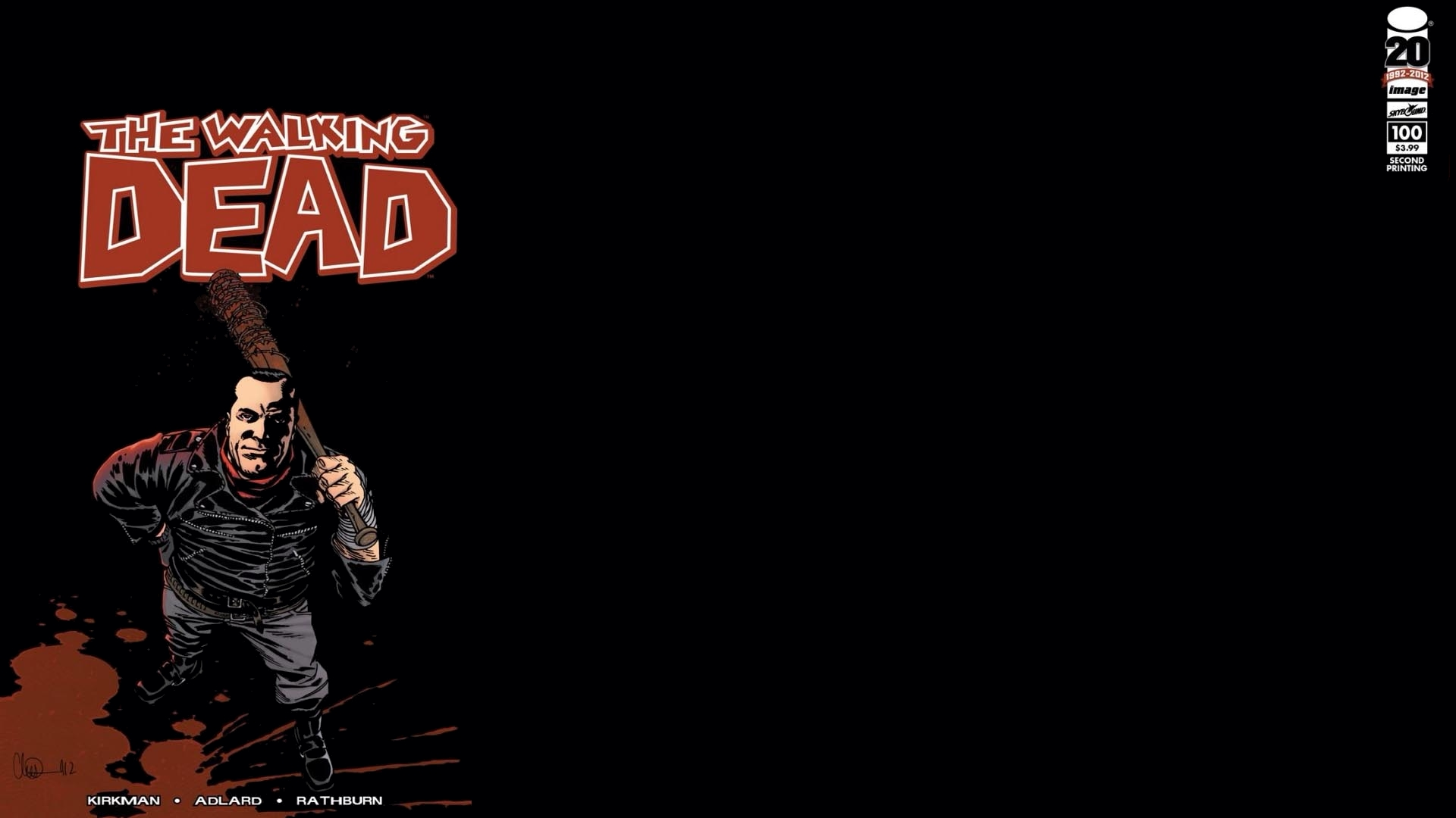 The Walking Dead HD Wallpaper