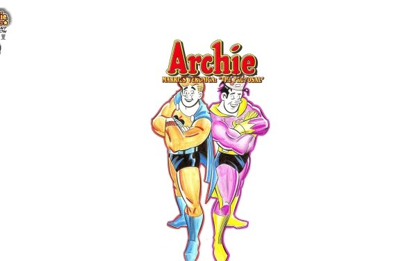 Comics Archie Archie Andrews Veronica Lodge Betty Cooper Jughead Jones Archie Comics HD Wallpaper | Background Image