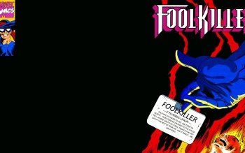 Comics - Foolkiller Wallpapers and Backgrounds ID : 481105