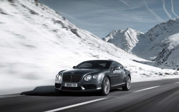 Vehicles - 2013 Bentley Continental GT V8 Wallpapers and Backgrounds ID : 481484