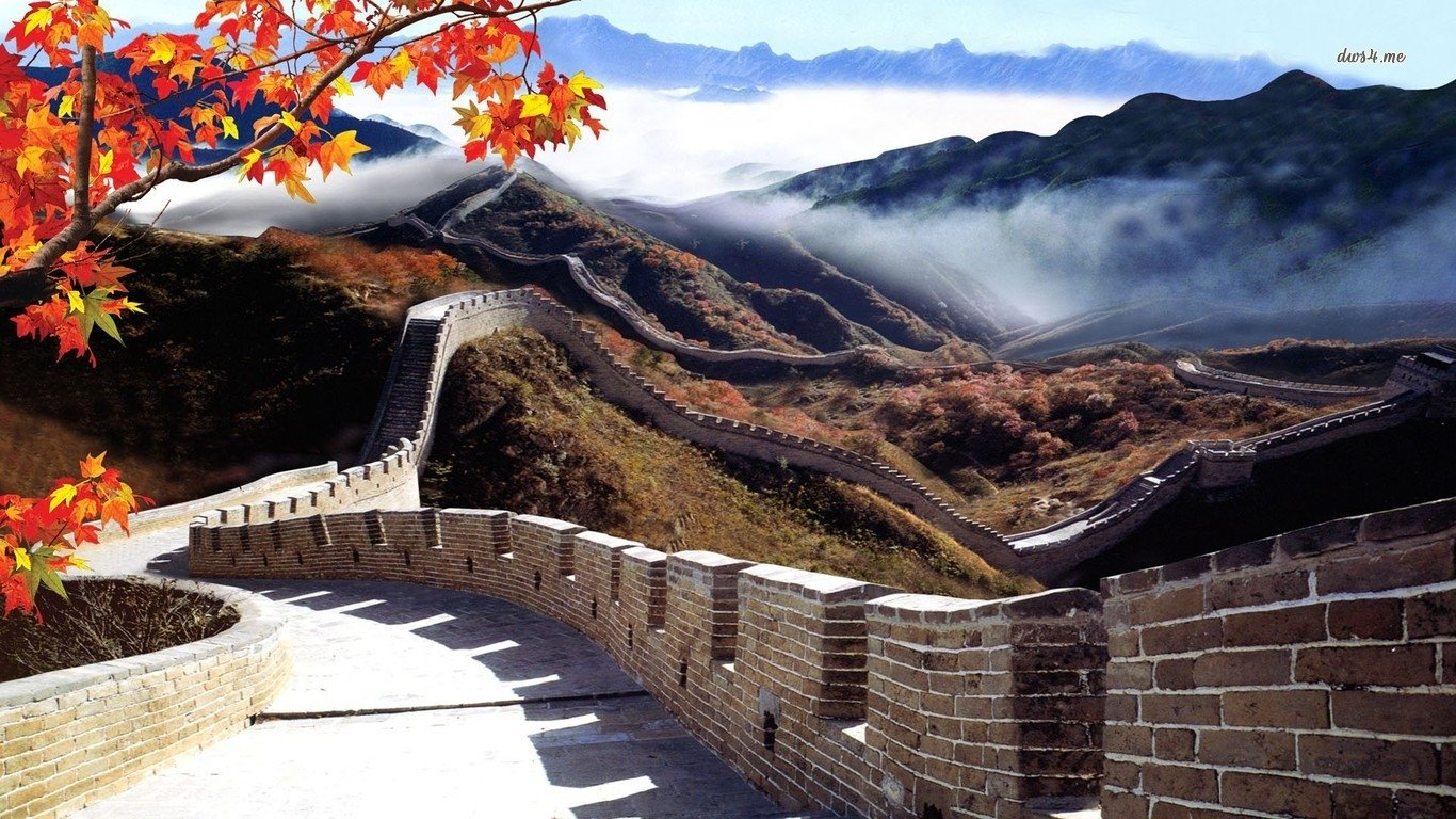 Great Wall Of China Wallpaper And Background Image