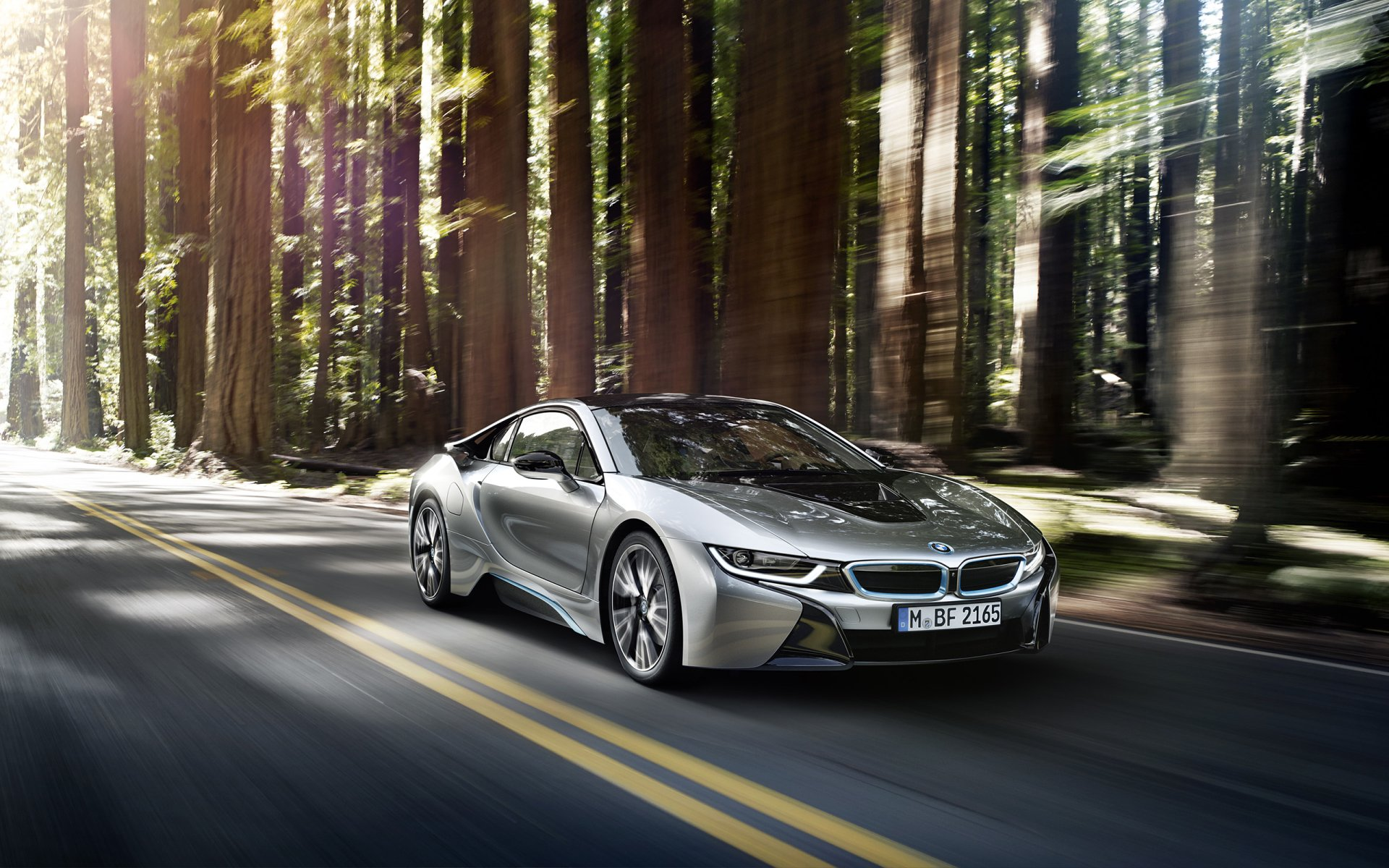Vehicles - BMW i8  BMW Wallpaper