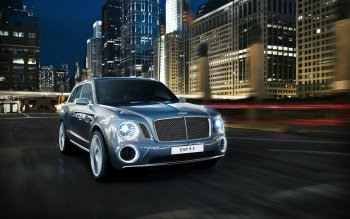 Vehicles - Bentley EXP 9 F Concept Wallpapers and Backgrounds ID : 482267