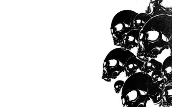 Dark - Skull Wallpapers and Backgrounds ID : 482322