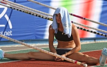 Sports - Yelena Isinbayeva Wallpapers and Backgrounds ID : 482535