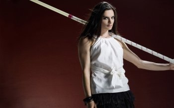 Sports - Yelena Isinbayeva Wallpapers and Backgrounds ID : 482759