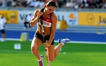 Sports - Yelena Isinbayeva Wallpapers and Backgrounds ID : 482760
