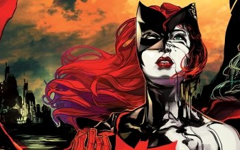 Comics - Batwoman Wallpapers and Backgrounds ID : 482813