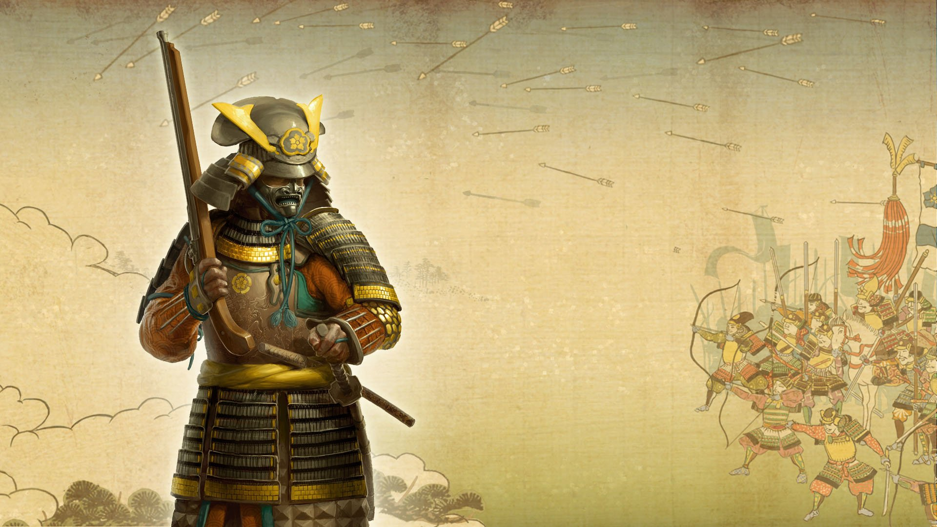 Total War Shogun wallpaper Game wallpapers