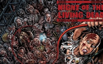 Comics - Night Of The Living Dead Wallpapers and Backgrounds ID : 483154