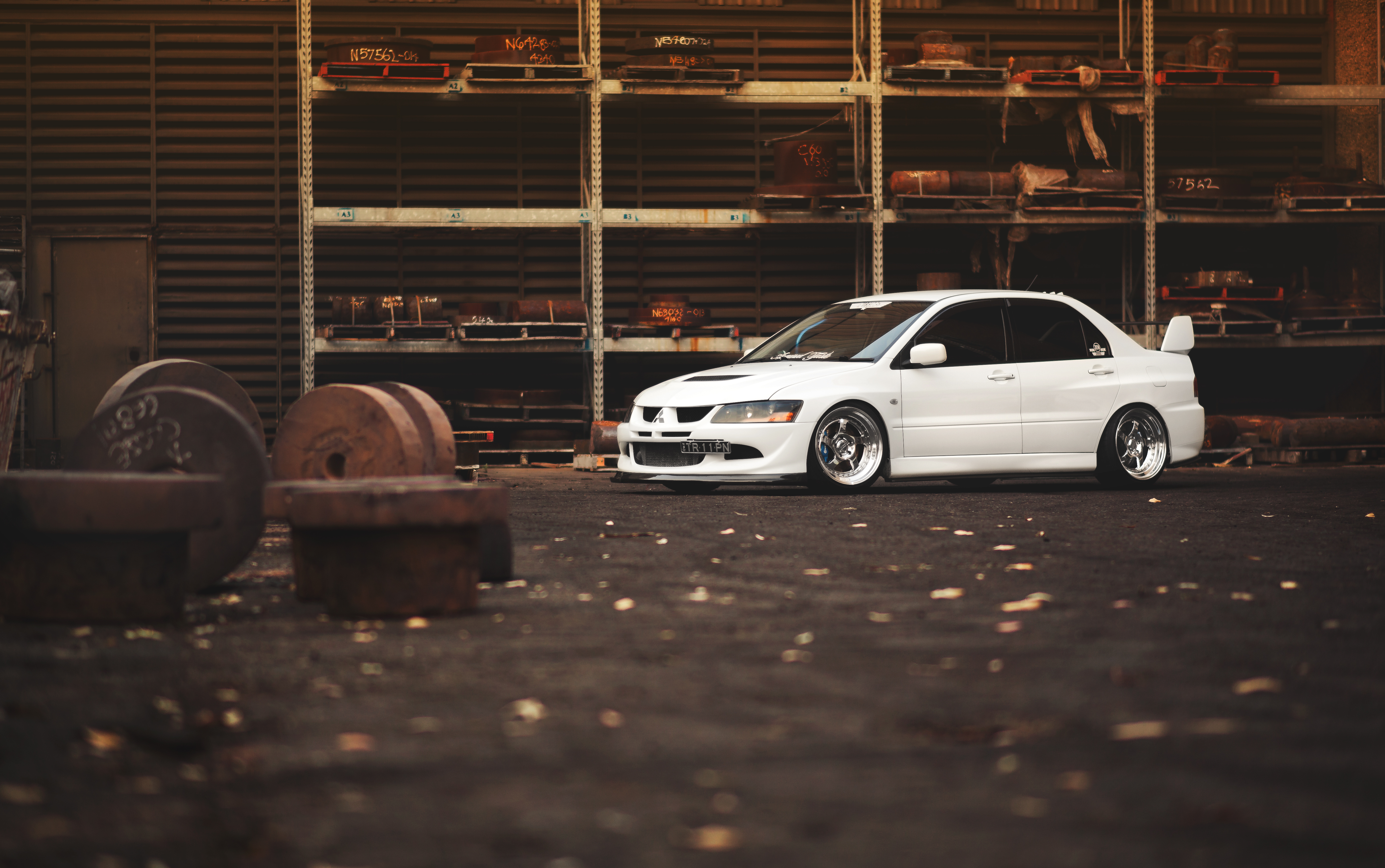 Mitsubishi Evolution VIII 5k Retina Ultra HD Wallpaper and Background Image  5588x3502  ID:484027