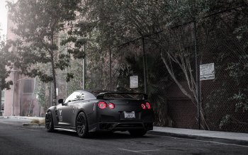 Vehicles - Nissan GT-R Wallpapers and Backgrounds ID : 484036