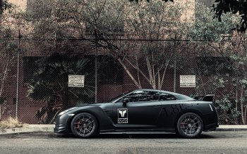 193 nissan gt-r hd wallpapers | background images - wallpaper abyss