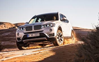 Vehículos - 2015 BMW X3 LCI Wallpapers and Backgrounds ID : 484520