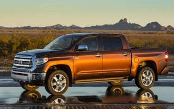 Vehicles - Toyota Tundra Wallpapers and Backgrounds ID : 484708