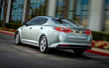 Vehicles - Kia Optima Hybrid Wallpapers and Backgrounds ID : 484744