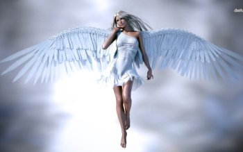 Fantasy - Angel Wallpapers and Backgrounds ID : 484917