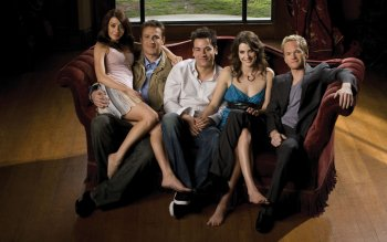 TV Show - How I Met Your Mother Wallpapers and Backgrounds ID : 485319