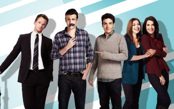Programa  - How I Met Your Mother Wallpapers and Backgrounds ID : 485334