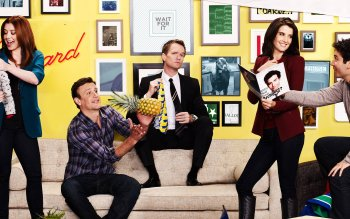 TV Show - How I Met Your Mother Wallpapers and Backgrounds ID : 485340