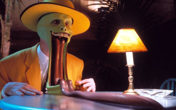 Movie The Mask Jim Carrey HD Wallpaper | Background Image