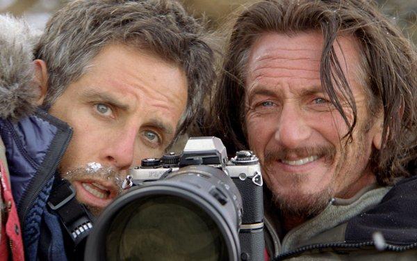 Movie The Secret Life of Walter Mitty Ben Stiller Walter Mitty Sean Penn Sean O'connell HD Wallpaper | Background Image