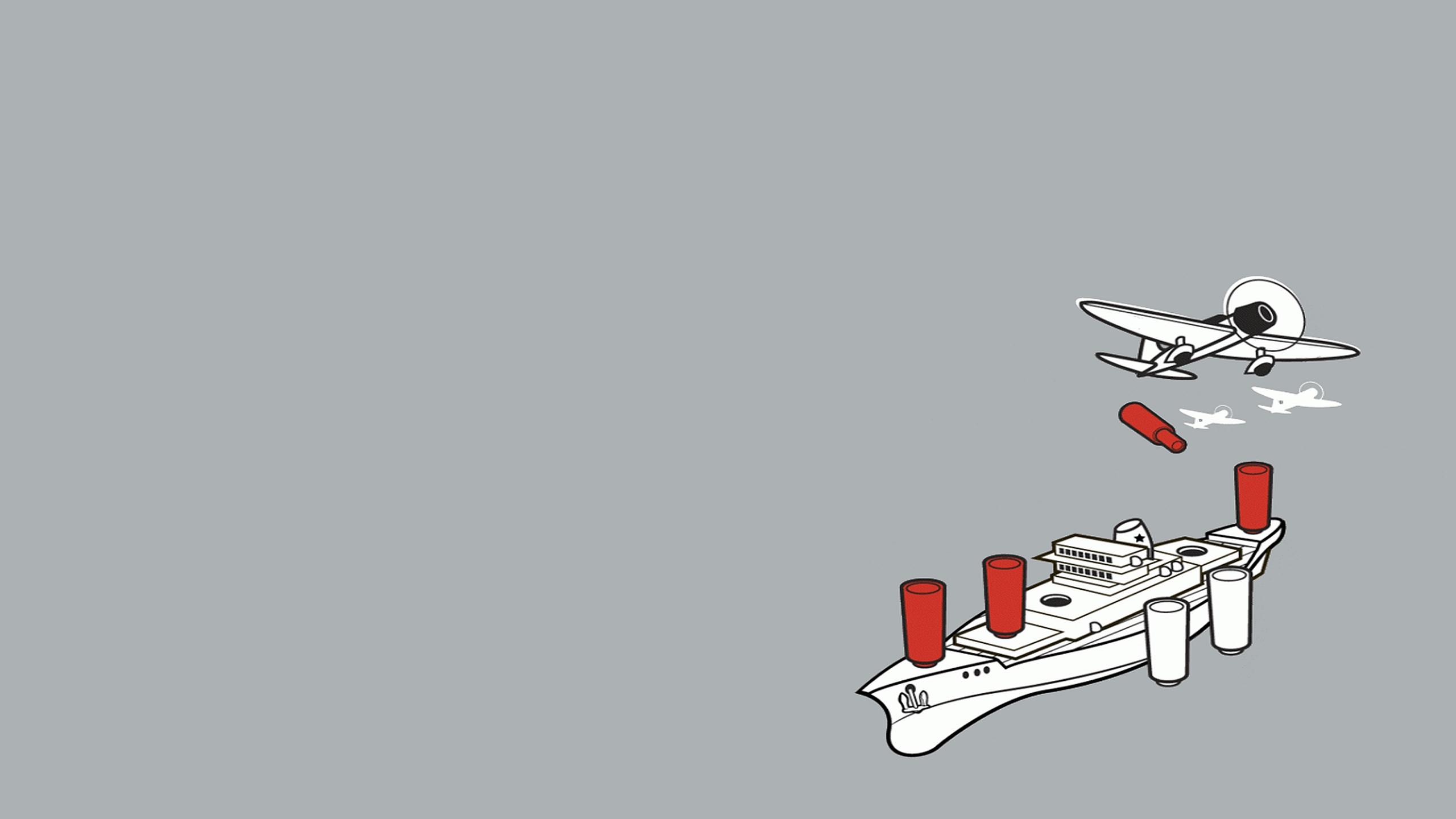 Game - Battleship  Wallpaper