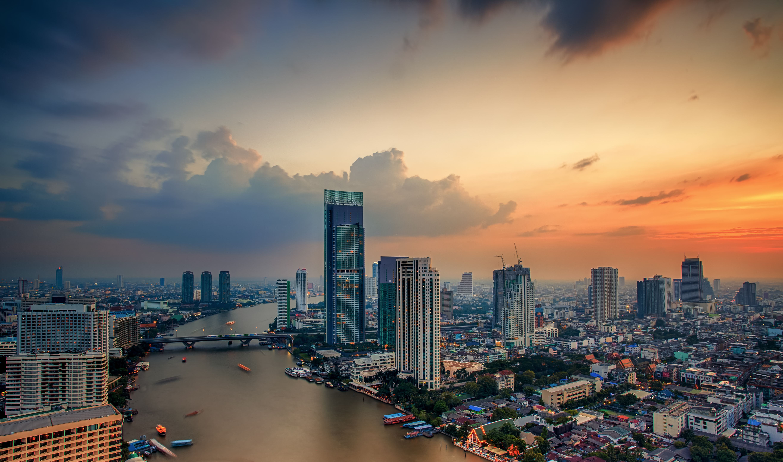 Обои бангкок. Города foto 10
