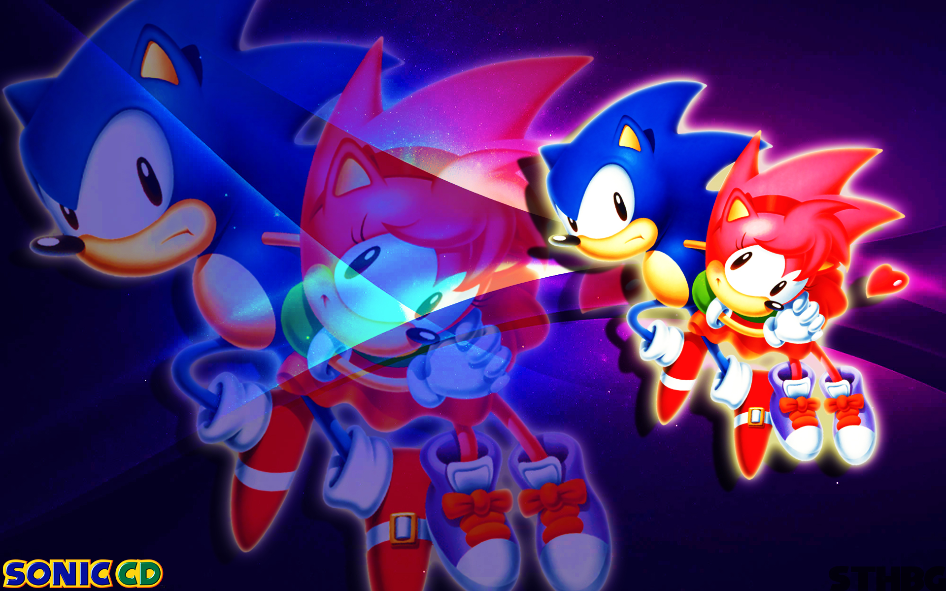 Sonic Cd Hd Wallpaper Background Image 1920x1200 Id