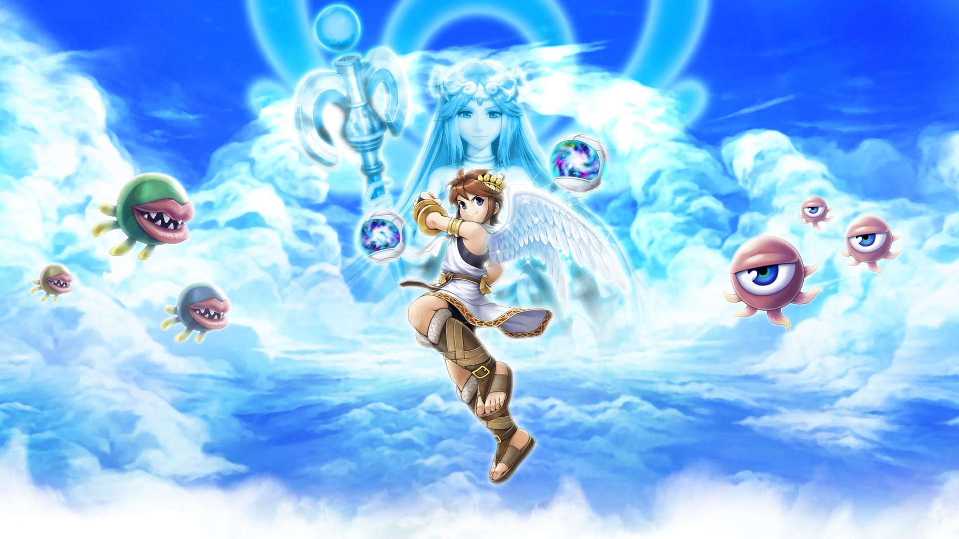 3 Kid Icarus Uprising HD Wallpapers