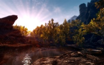 Video Game - Skyrim Wallpapers and Backgrounds ID : 486024
